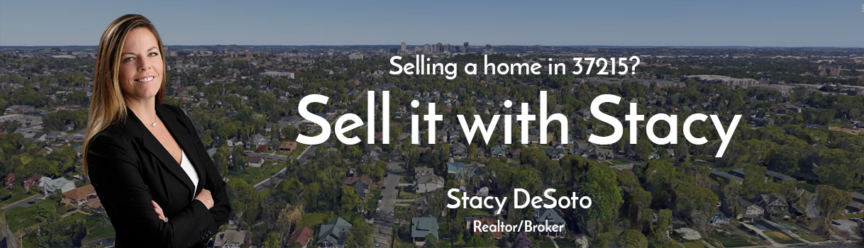 Picture of Stacy DeSoto, realtor and listing agent for people selling homes in 37215 area of Nashville