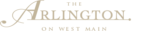 Arlington on West Main logo